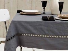 Tovaglia in lino A'JOUR | Tovaglia - Decor