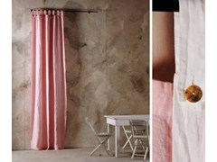 Tenda a bastone in lino BOTTONI&ASOLE | Tenda a bastone - Basic