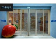 Porta-finestra in acciaio MOGS 65® STEEL | Porta-finestra - Mogs 65®
