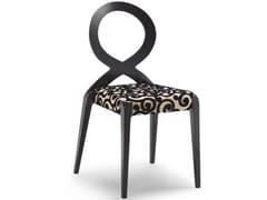 SENDY | Sedia con schienale aperto