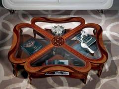 Tavolino in rovere da salottoQUADRIFOGLIO | Tavolino - CARPANELLI