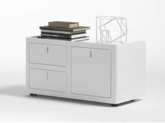 Cassettiera ufficio in metalloCBOX DOUBLE - DIEFFEBI