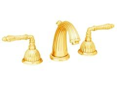 Rubinetto per lavabo a 3 fori in ottoneARTICA | Rubinetto per lavabo a 3 fori - BRONCES MESTRE