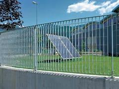 Recinzione in rete elettrosaldataBOXER - GRIDIRON CANALI DI DRENAGGIO