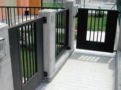 Recinzione modulare in acciaio zincatoSTYLE - GRIDIRON CANALI DI DRENAGGIO