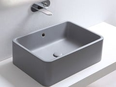 Lavabo da appoggio con troppopieno SHUI | Lavabo con troppopieno - Shui