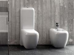 Wc monoblocco in ceramica SHUI | Wc monoblocco - Shui