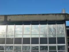 Pellicola per vetri antisfondamento di sicurezzaPellicola per vetri di sicurezza - FOSTER T & C