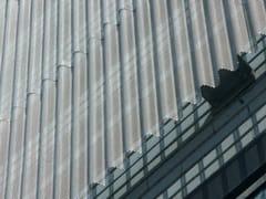 Rete stirata per rivestimento di facciataSistema per facciata continua - ITALFIM