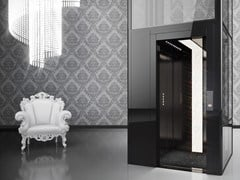 Miniascensore DomusLift MADE WITH SWAROVSKI® ELEMENTS - IGV GROUP