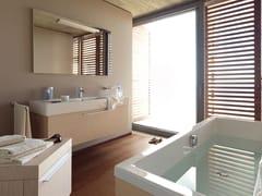 Mobile lavabo sospeso con cassetti FOGO | Mobile lavabo sospeso - Fogo