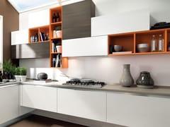 Cucina componibile laccata in legno ESSENZA | Cucina componibile - Essenza