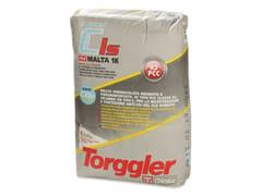 Torggler Chimica, ANTOL CLS SYSTEM MALTA 1K Malta per la ricostruzione e protezione del CLS armato