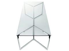 Tavolo in cristalloCARLO MAGNO - GALLOTTI&RADICE