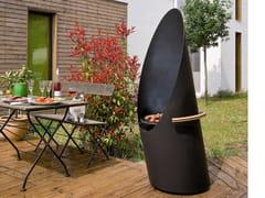Barbecue a carbonella in acciaioDIAGOFOCUS - FOCUS CREATION