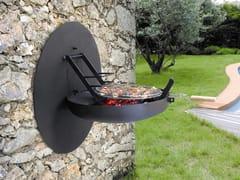 Barbecue a carbonella in acciaio inoxSIGMAFOCUS - FOCUS CREATION