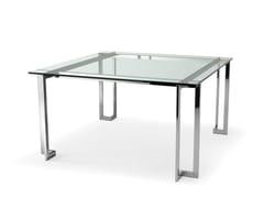 Tavolo da riunione in cristalloLORD - GALLOTTI&RADICE