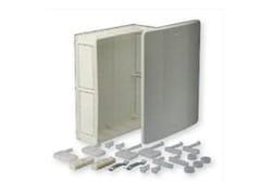 Würth, Cassetta in plastica Accessori per impianto termico e clima