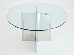 Tavolo rotondo in cristalloRAJ 4 - GALLOTTI&RADICE