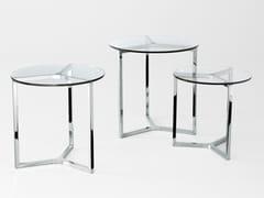 Tavolino basso rotondoRAJ 2 - GALLOTTI&RADICE