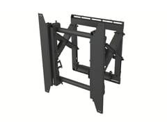 Soluzioni videowall da pareteVIDEOWALL MODULARE - VOGEL'S - EXHIBO
