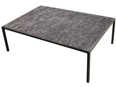 Tavolino basso rettangolare EMPREINTES HUELLAS | Tavolino rettangolare - Empreintes Huellas