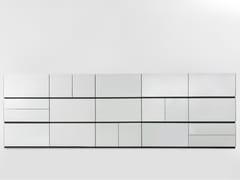 Mobile ufficio laccato modulareAIR UP - GALLOTTI&RADICE