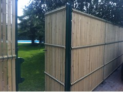 Recinzione paravista in legnoBEKAFOR® COLLFORT - BETAFENCE ITALIA