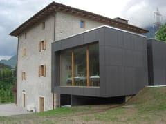 Pannelli per facciate e coperture in cemento fibrorinforzatoSWISSPEARL® - SWISSPEARL - AGENTE - DISTRIBUTORE ITALIA