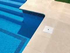 SAS Italia, RP Bordo per piscina in calcestruzzo