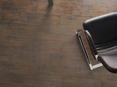 REALONDA, METAL WOOD Pavimento in gres porcellanato effetto legno