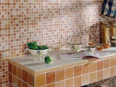 REALONDA, TERUEL Mosaico in ceramica a pasta rossa