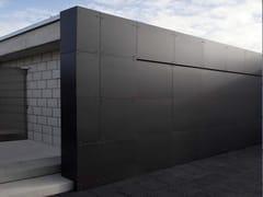 Pannelli compositi in zinco per rivestimenti ventilatiCOMPOSITE - VM BUILDING SOLUTIONS GMBH