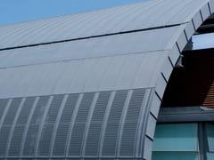 VMZINC, COMPACT Pannello metallico coibentato per copertura