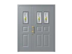Pannello di rivestimento per porte blindate in alluminio e vetro ERIDANO/KS1+ERIDANO/K2 - Aluform® Classica