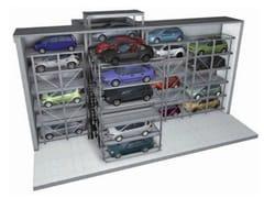 Sistema di parcheggio automaticoCrossparker 558 - IDEALPARK
