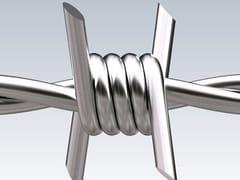 Gruppo CAVATORTA, RICCIOTEC Filo spinato in acciaio zincato