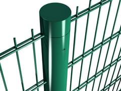Palo per recinzione in acciaio zincatoPROFILFORT - GRUPPO CAVATORTA