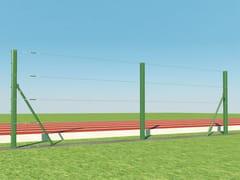 Palo per recinzione di campi sportiviPALI T SPORT - GRUPPO CAVATORTA