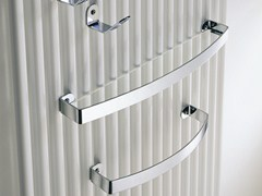Accessori bagno in ottone cromato BEND - ANTRAX IT RADIATORS & FIREPLACES