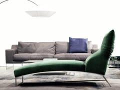 Chaise longue imbottitaFOREVER YOUNG | Chaise longue - ERBA ITALIA