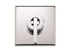 Miscelatore per doccia con piastra WATERBLADE J | Miscelatore per doccia con piastra - Waterblade J