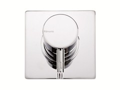 Miscelatore per doccia monocomando con piastra DIAMETROTRENTACINQUE | Miscelatore per doccia con piastra - Diametrotrentacinque