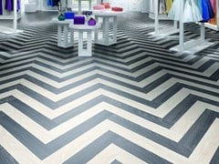 Pavimento stampato effetto legno EXPONA DESIGN LEGNO - LVT Incollo