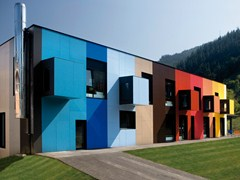 LEGNOPAN, VIVIX by FORMICA® Pannello HPL per facciata ventilata