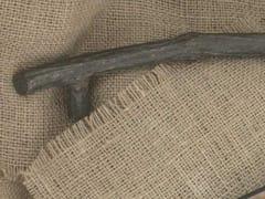GIARA, TRONCO Maniglia per mobili in bronzo