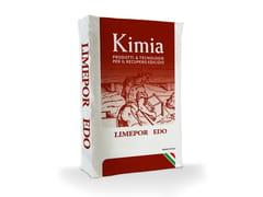 Malta rasante per intonaciLIMEPOR EDO - KIMIA