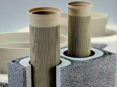Schiedel, ABSOLUT | Canna fumaria in ceramica refrattaria  Canna fumaria in ceramica refrattaria
