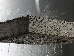 Betonrossi, DRAINBETON Calcestruzzo drenante per applicazioni stradali