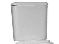 Cassetta di scarico esterna in porcellana B42CRS01 - Rossari